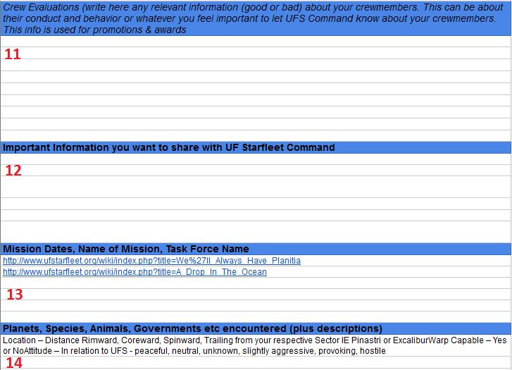 Commanding Officer Operations Manual - UFStarfleet Wiki