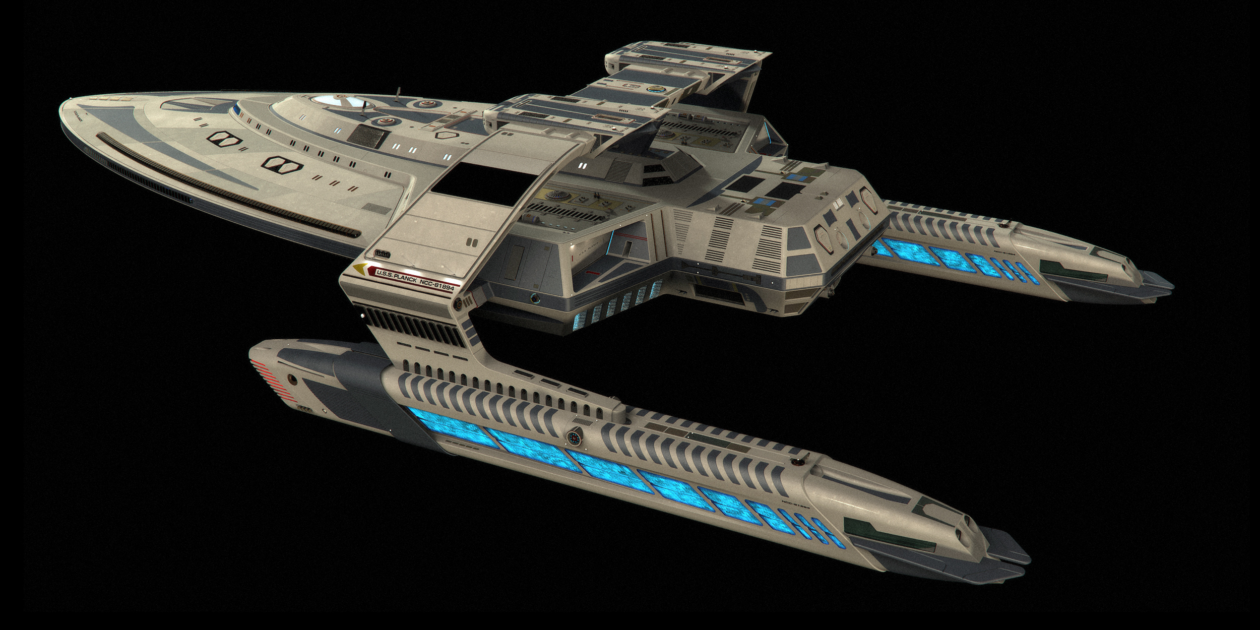 star trek future starship - photo #4