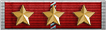 Lifetime Service Ribbon 60 Years