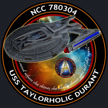 USS Taylorholic Durant Logo.png